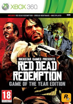 Red Dead Redemption: Game of the Year Edition (2011) [PAL][ENG]