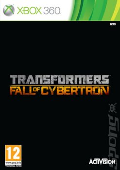 Transformers : Fall of Cybertron [Region Free/RUS](XGD3)(LT+ 3.0)