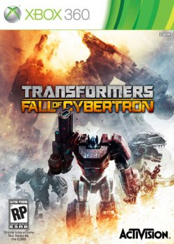 Fall Of Cybertron (2012) [Region Free] [RUS] [P] [LT+ 2.0]
