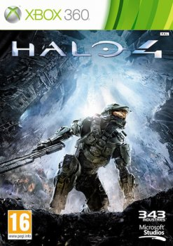 HALO 4: Multiplayer Disc [Region Free] [RUS] [LT+ 2.0]
