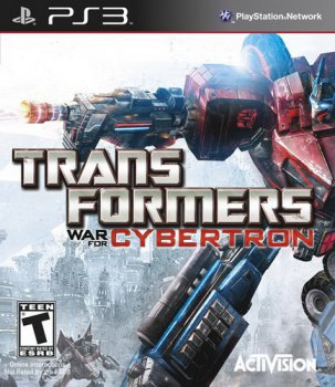 [PS3]Transformers: War for Cybertron (2010) [FULL][ENG][L]