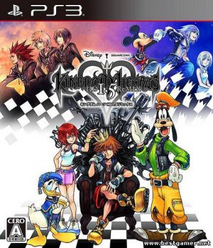 [PS3]Kingdom Hearts HD 1.5 ReMIX[JPN/JPN][4.30]