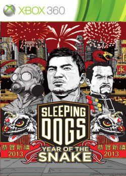 [XBOX360][Freeboot][JTAG]Sleeping Dogs The Year Of The Snake DLC(Eng) от BESTiaryofconsolGAMERs