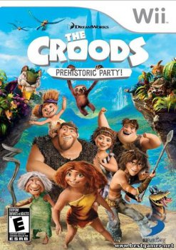 [Wii]he Croods: Prehistoric Party![NTSC][Eng] (2013)