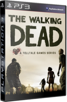 [PS3]The Walking Dead [RePack] [2012|Rus]