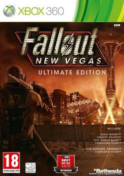 [XBOX360]Fallout: New Vegas + 3DLC Dead Money, Honest Hearts, Old World Blues [PAL|NTSC-U/RUS]