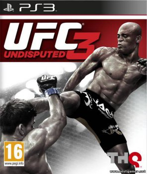 [PS3]UFC Undisputed 3 [FULL][EUR/ENG][L] [4.30 CFW]