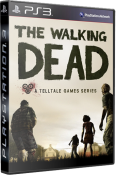 [PS3] The Walking Dead (RUS) (Repack) (1хDVD5)