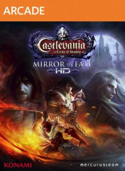 [XBOX360][ARCADE] Castlevania - Lords of Shadow: Mirror of Fate HD [ENG]