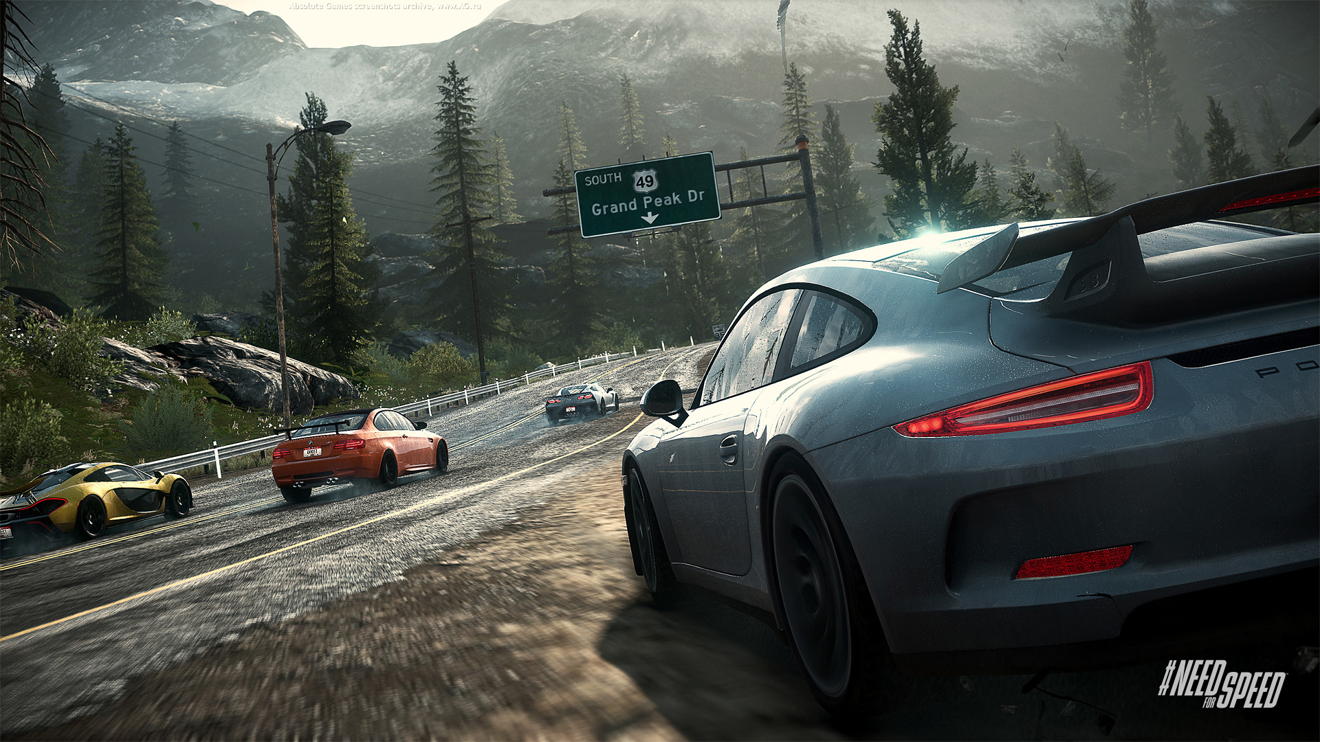Need for speed rivals torrent Download + Crack (Latest Version 2019)