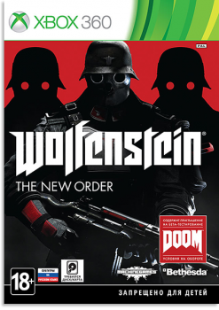 [XBOX360]Wolfenstein: The New Order [Region Free] [RUS] [LT+ 2.0]