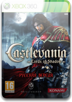 Castlevania: Lords of Shadow [JTAG/FULL] [JtagRip/Russound] [Repack] XBOX360