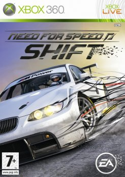[XBOX360][GOD] Need For Speed: Shift [PAL/RusSound]