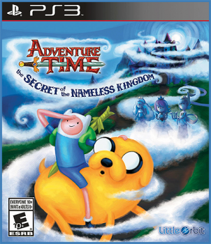 [PS3] Adventure Time: The Secret Of The Nameless Kingdom (2014) [FULL][ENG][L]