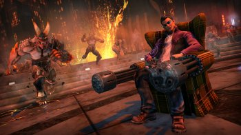 [XBOX360]Saints Row - Gat out of Hell [Region Free/ENG] (XGD3) (LT+3.0)
