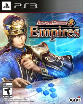 [PS3]Dynasty Warriors 8 Empires [USA/ENG]
