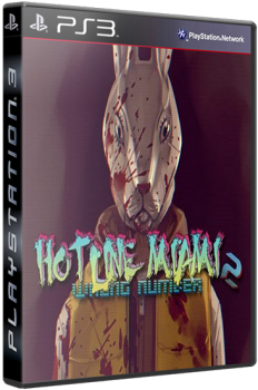 [PS3]Hotline Miami 2: Wrong Number [USA/ENG]