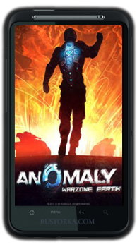 [Android] Anomaly Warzone Earth HD (1.0) [Strategy (Real-time) / Arcade / 3D /, ENG] (2011)