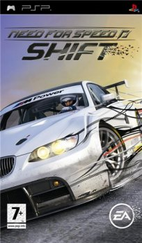 [PSP] Need for Speed: Shift [RUS] [2009, Arcade / Racing (Cars) / Simulator / 3D]
