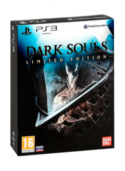Dark Souls Limited Edition (2011) [EUR] [ENG] (3.55 Kmeaw)