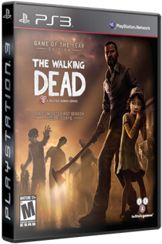 The Walking Dead: Game of the Year Edition (2013) [EUR][ENG][4.46]