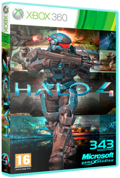 Halo 4 (2012) [Region Free][RUS][RUSSOUND][L] (XGD3) (LT+ 3.0)