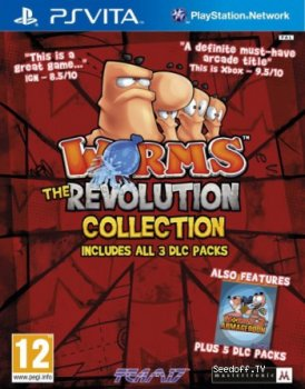 Worms Revolution Extreme [2013, RUS/ENG, L]