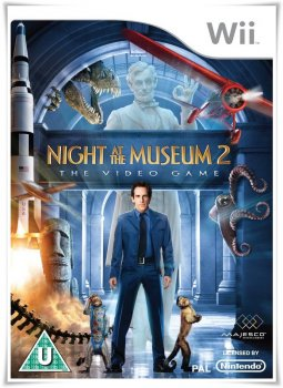 [Nintendo Wii] Night at the Museum 2 [PAL, Multi2]