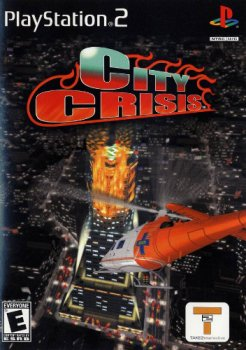 City Crisis (2001) [PS2] [PAL] [Unofficial] [Ru]