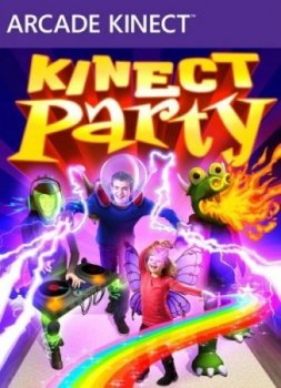 Kinect party + DLC Xbox360