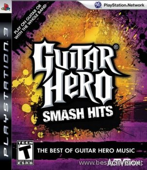 Guitar Hero Smash Hits [Cobra ODE / E3 ODE PRO ISO]