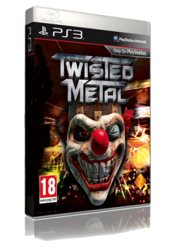 (Soundtrack) Twisted Metal - Original Soundtrack - 2012, MP3, 192 kbps