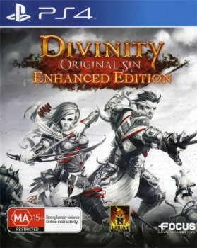 Divinity Original Sin Enhanced Edition [EUR/RUS] через torrent