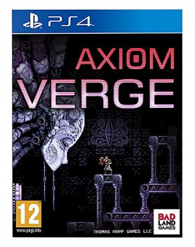Axiom Verge [EUR/ENG]