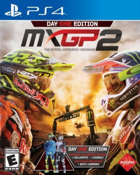 MXGP2 The Official Motocross Videogame [EUR/ENG]