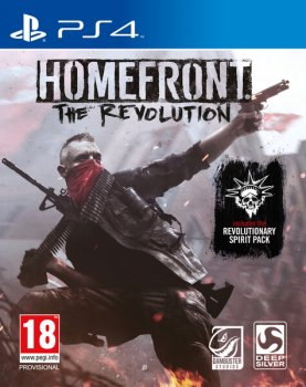 Homefront: The Revolution [EUR/RUS]