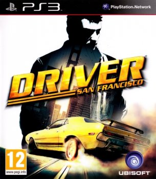Driver: San Francisco (UnDub + RusSound) [EUR/RUS]