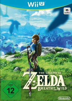 The Legend of Zelda: Breath of the Wild (2017/PAL/RUS) | Wii U