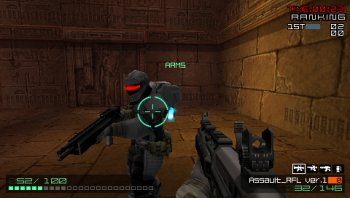 Coded Arms (2005/FULL/ISO/RUS) / PSP