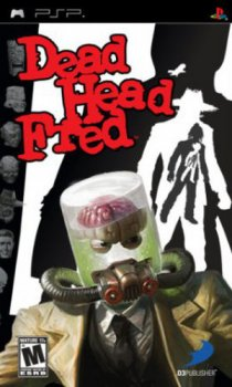 Dead Head Fred (2007/FULL/CSO/RUS) / PSP