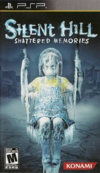 Silent Hill: Shattered Memories (2010/FULL/ISO/RUS) / PSP