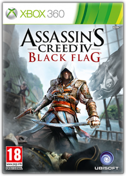 Assassin's Creed IV: Black Flag (2013) XBOX360