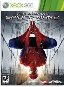The Amazing Spider-Man 2 [4.46] (2014/XBOX360/Русский), Лицензия