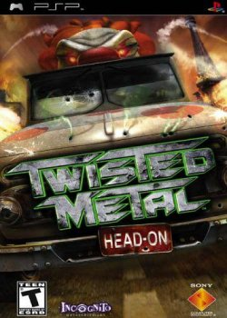 Twisted Metal Head On (2005/PSP/Русский)