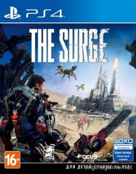 The Surge Complete Edition на PS4