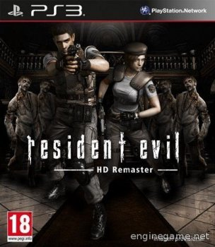 Resident Evil HD Remastered Русский PS3