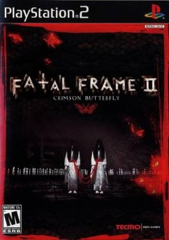 Project Zero 2 Crimson Butterfly / Fatal Frame II Crimson Butterfly