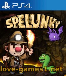 [PS4] Spelunky [1.02] (CUSA00493)