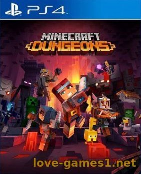 [PS4] Minecraft Dungeons (CUSA18779) [5.05/6.72/7.02]