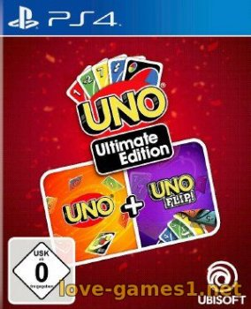 [PS4] UNO Ultimate Edition (CUSA04071)